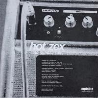 A close up of an amp